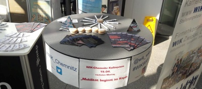 Promostand WIKC 042019
