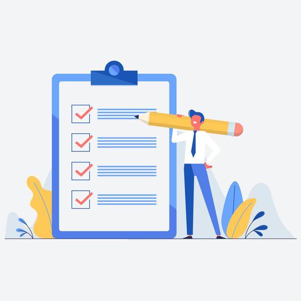 Checkliste für deine erfolgreiche Teilnahme am Jobforum